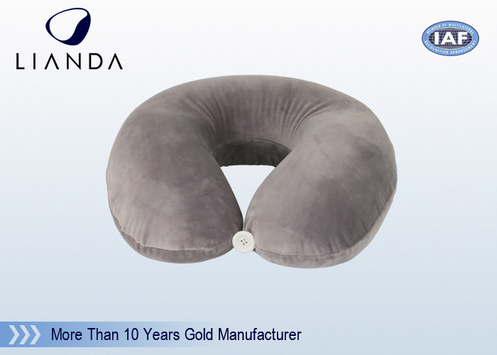 Relief And Treatment Orthopedic Travel Pillow Relieves Pressure , Good Neck Pillows For Travel