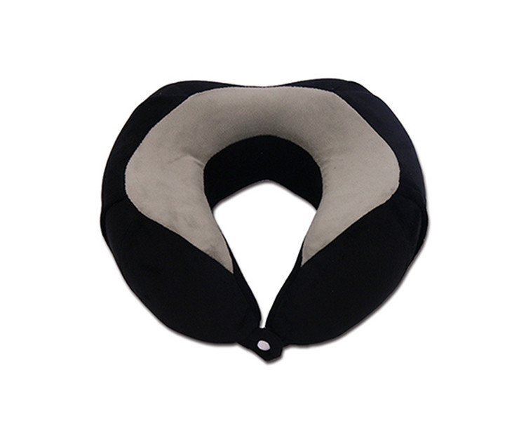Professional Adults memory foam u shaped neck pillow Travel For Adult