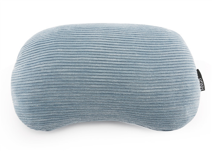 Car Headrest Travel Neck Pillow Adult Shredded Memory Foam PP Cotton Core
